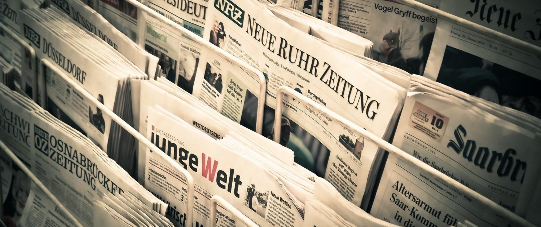 Regionale Zeitungen