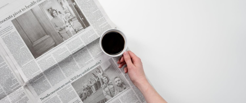 Print Medien Zeitung